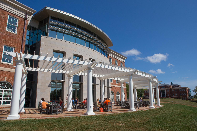 WFS Math Building & Dining Hall — Bartzen & Ball Architects