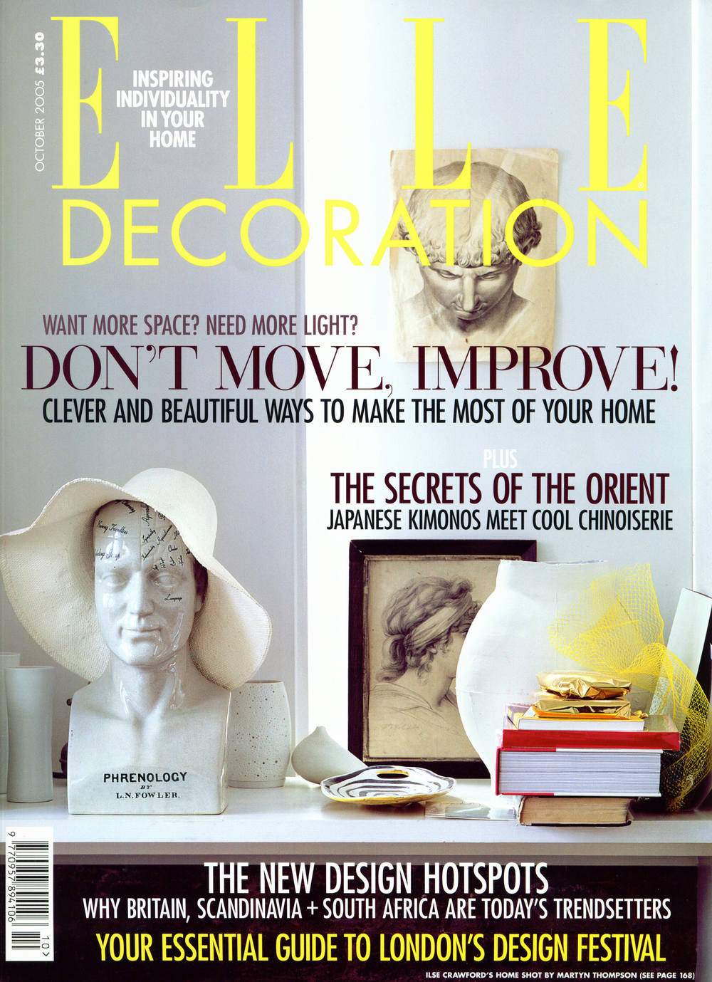Elle Decoration, 2006
