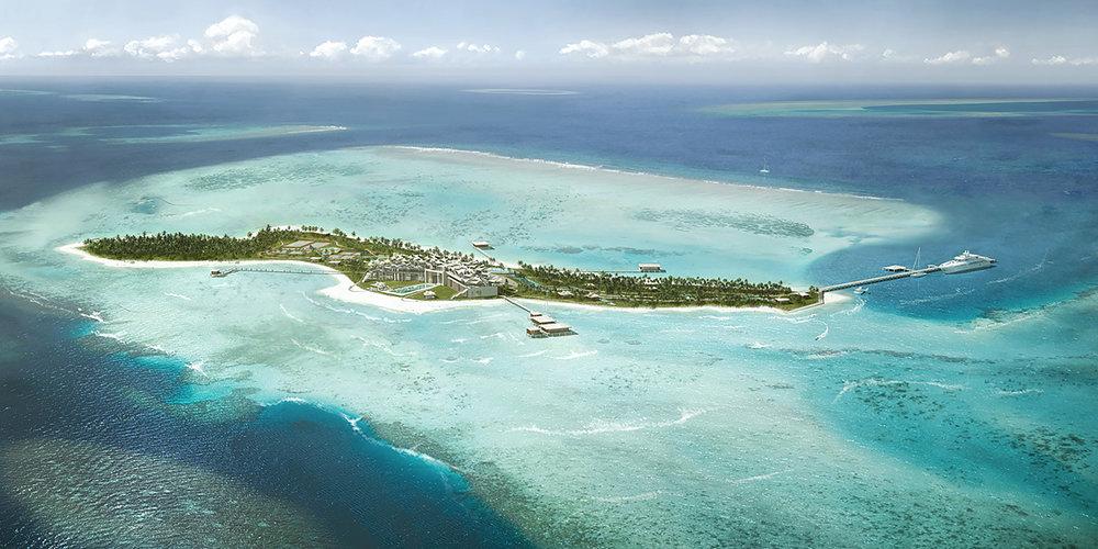 Tiamat Luxury Resort, Maldives