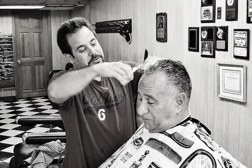 Services Hillsborough Barber Shop