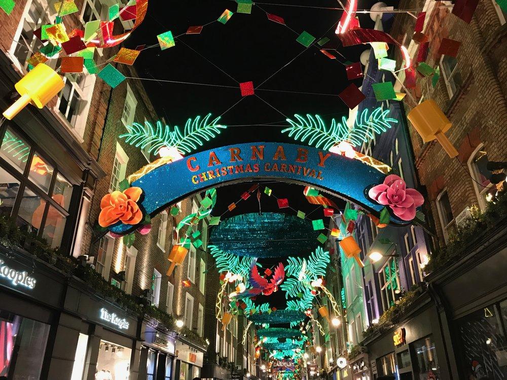 London, England UK December 2017