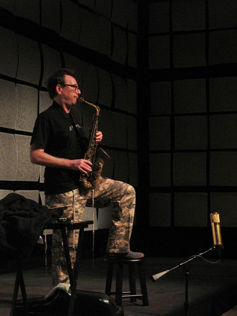 John Zorn at EMPAC