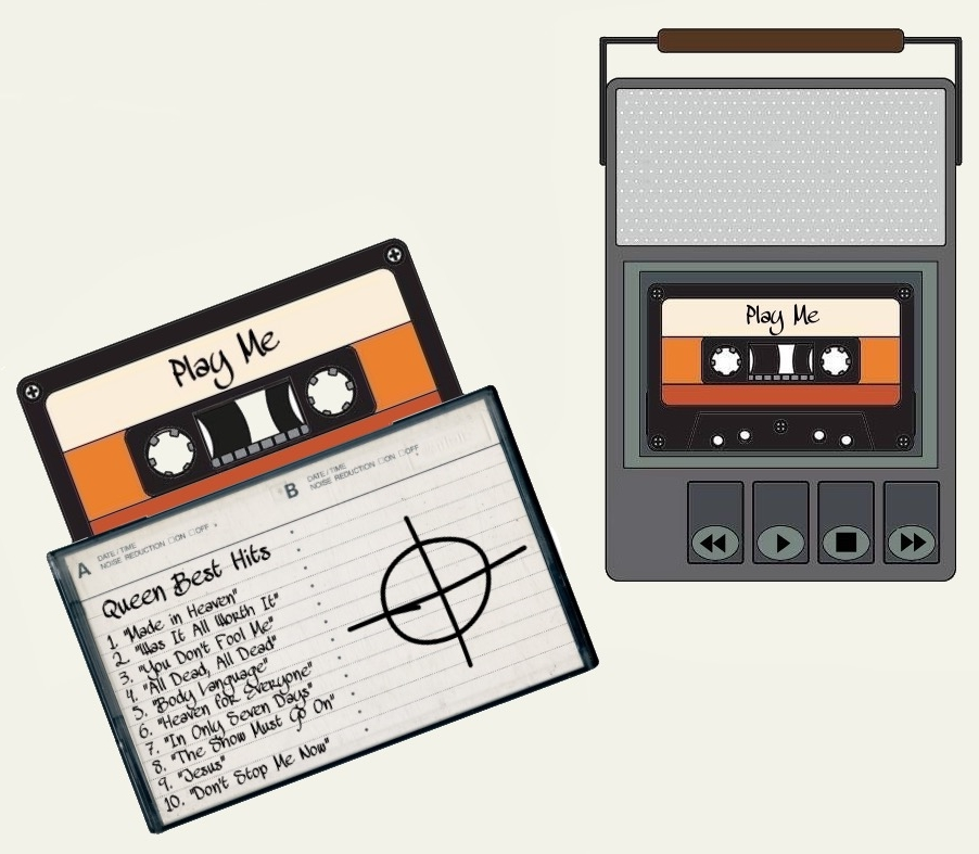 Audio Player and Tape