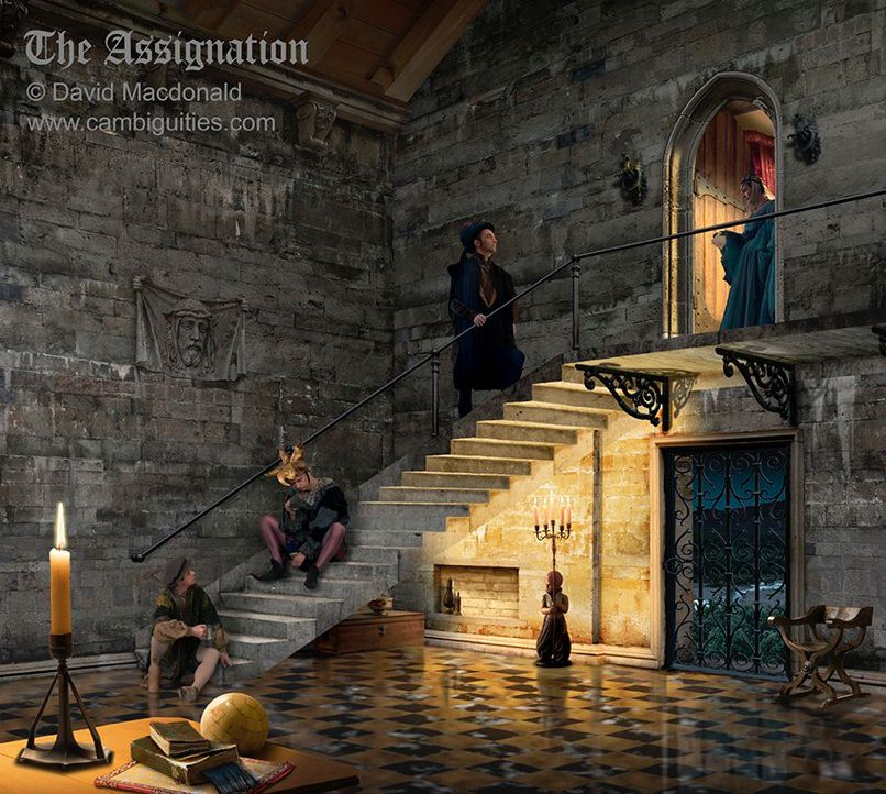 """The Assignation"""
