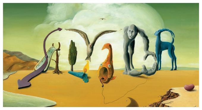 """""""Durer in the Forest"""" - by Istvan Orosz"""