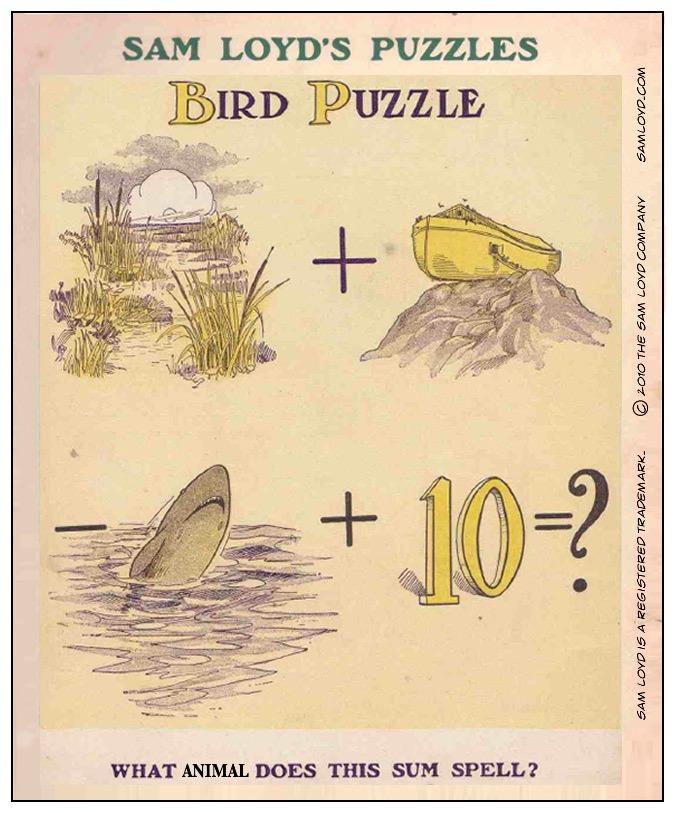 Puzzle Sum 10