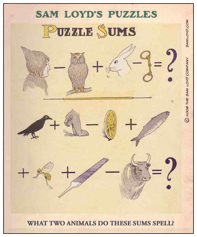Puzzle Sum 5