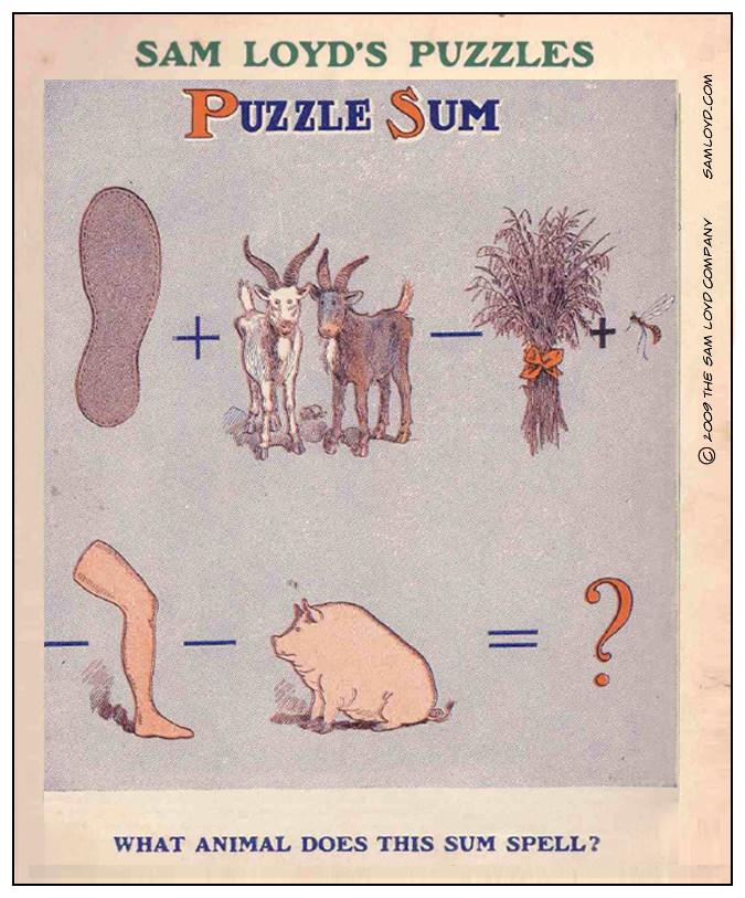 Puzzle Sum 14