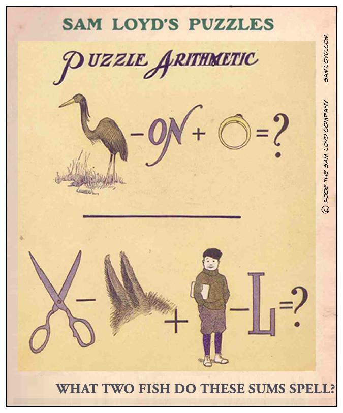 Puzzle Sum 15