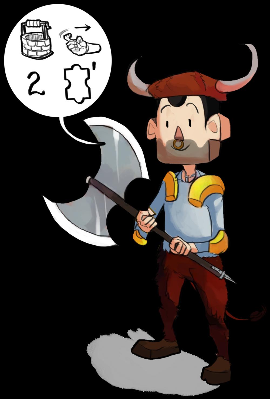 Puzzle Prime Minotaur