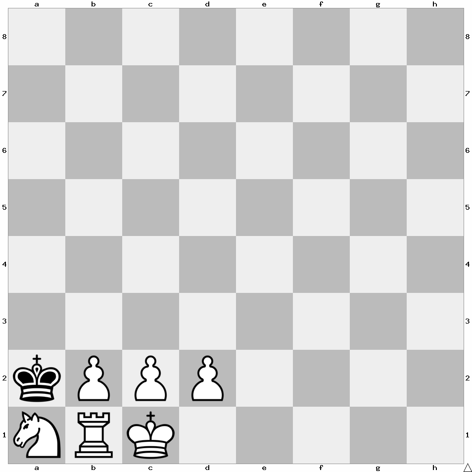 Karl Fabel chess puzzle