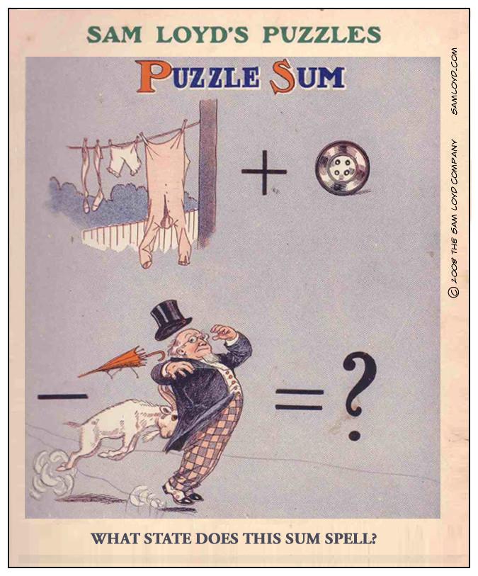 Puzzle Sum 18