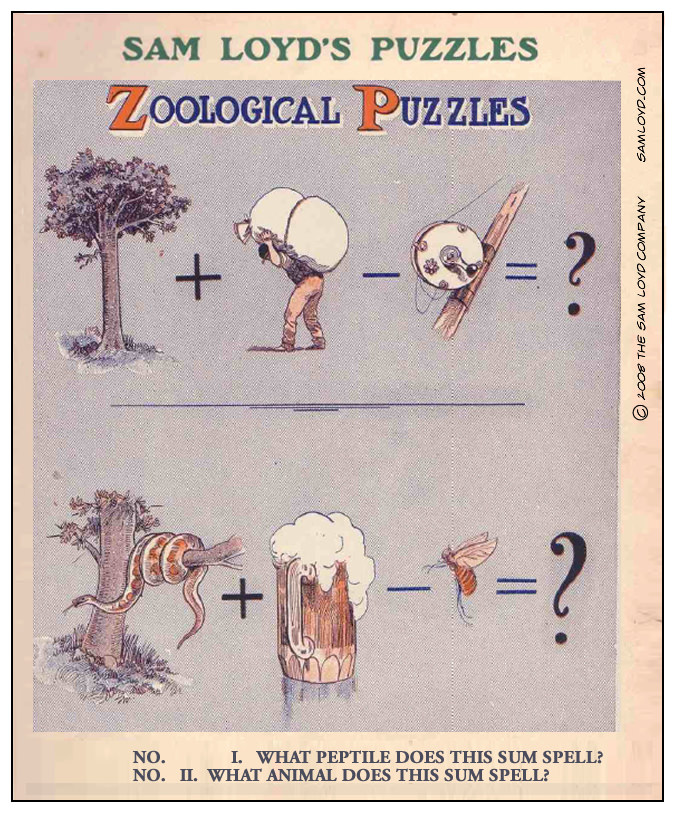 Puzzle Sum 19