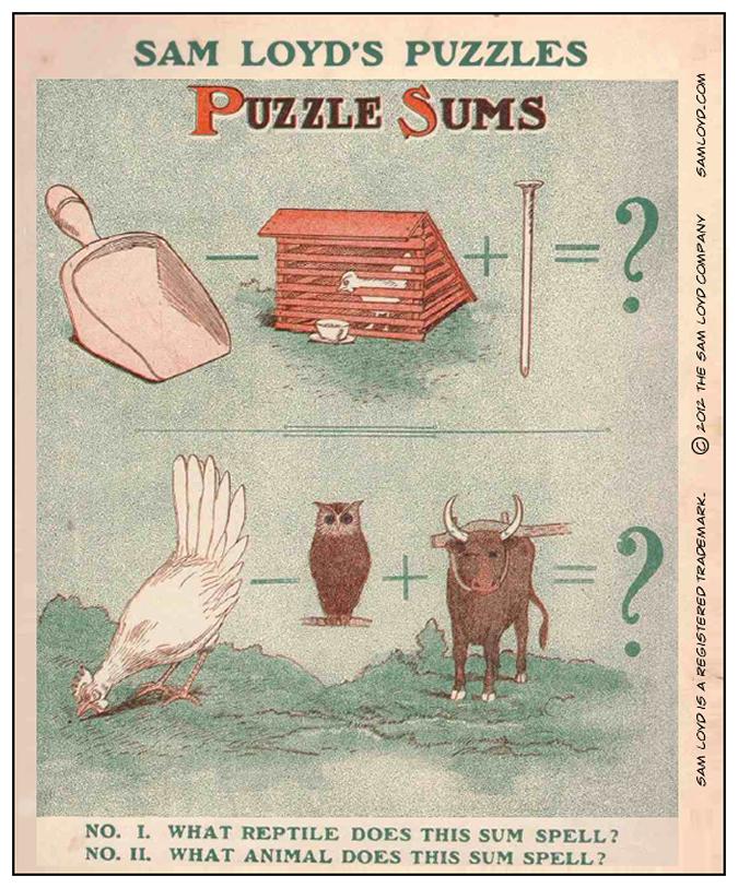 Puzzle Sum 26