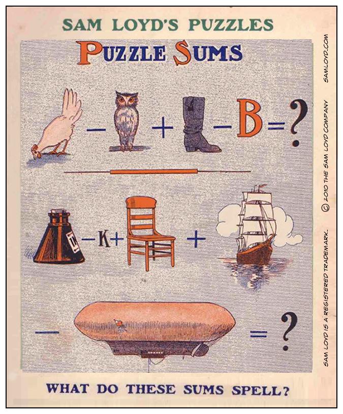 Puzzle Sum 29