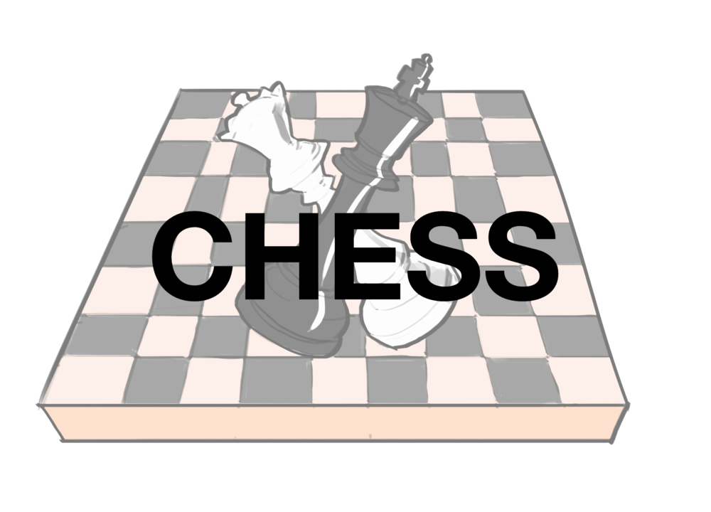 Chess based puzzles which require understanding of the game.