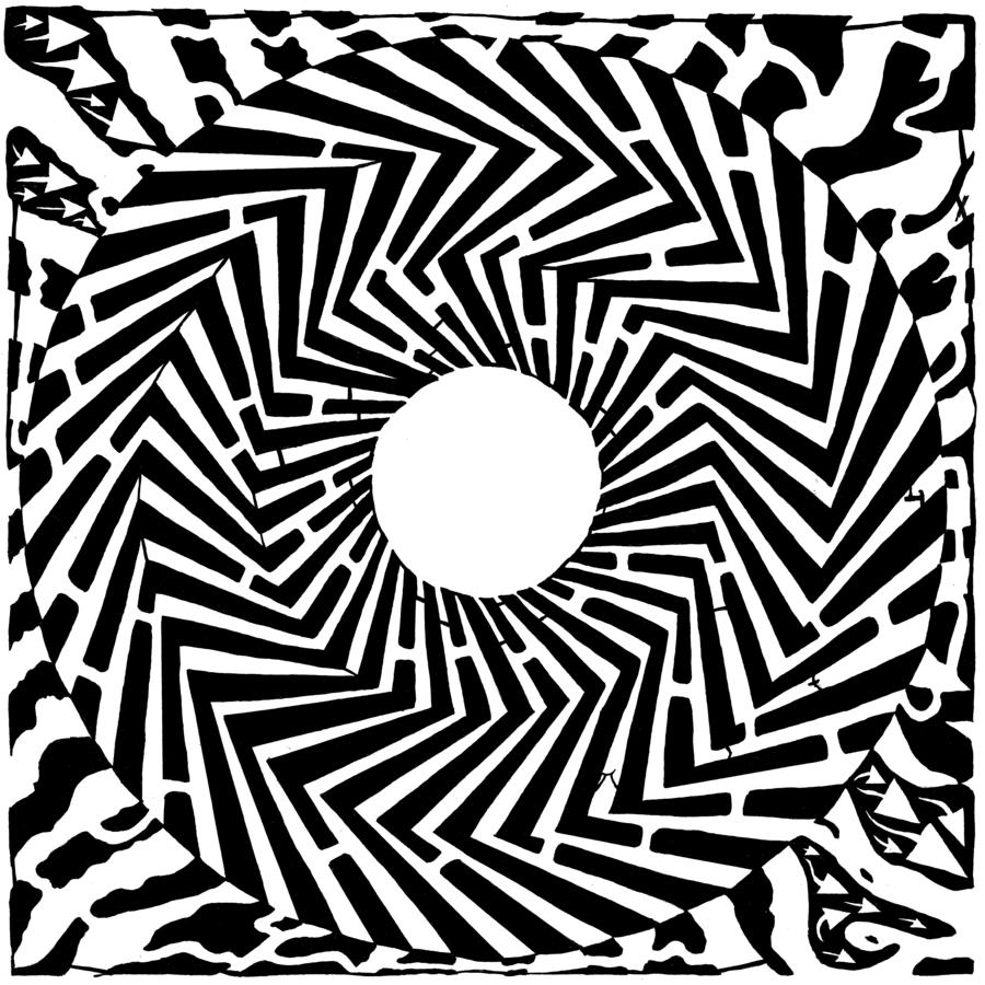 Psychidelic Maze