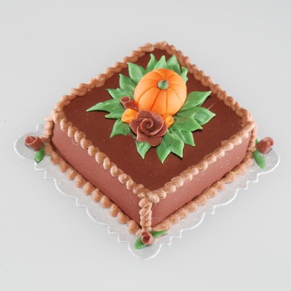 Square Cake Puzzle