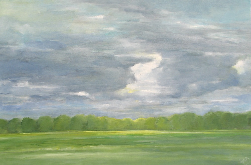 Green Fields II