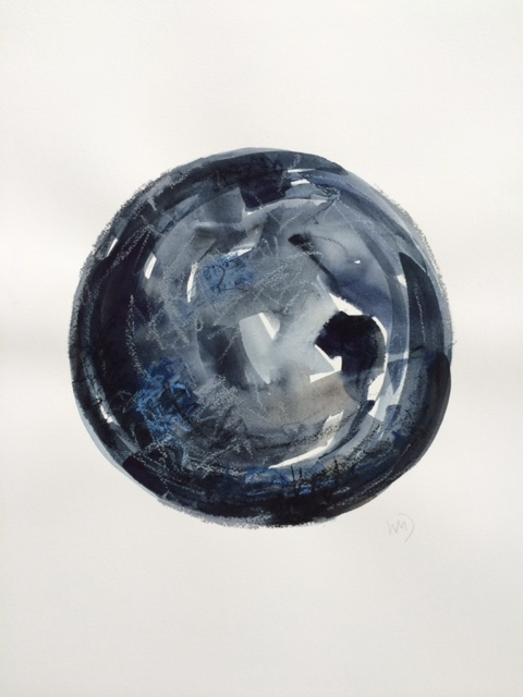 Blue Sphere 3