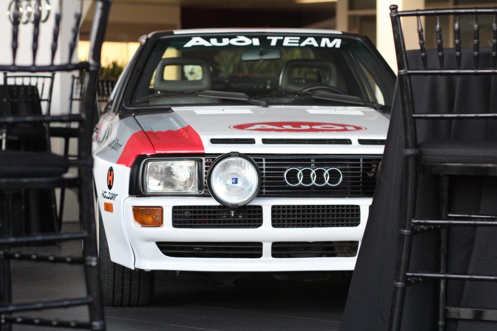 Audi Cool Springs Opening