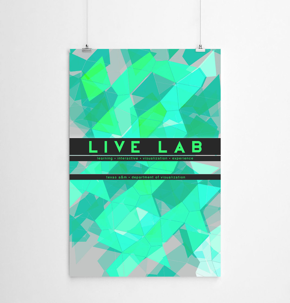 LIVE Lab Promotional Poster