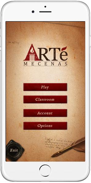 Arté: Mecenas Mobile Platform