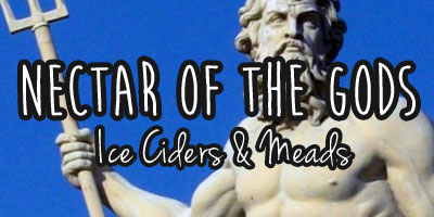 Mead (honey wine) is regarded as the oldest alcoholic beverage in the world, and it's making a big comeback. We have selected some of the best, even the gods themselves would appreciate these hand crafted gems. We also bring you Cyser, cider made with honey. And a rare decadence…..ice cider! These high alcohol nectars will have you buzzing all the way home! Craft Concierge:  Brian Trout, Cider/Beer/Mead Expert @ Half Pint Ciders Tasting Notes:  Honey Wine, Cyser, Ice Cider, Sweet & Dry, High ABV