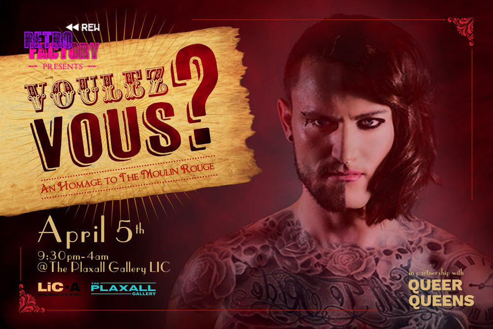 Get your tickets here at    voulezvous.eventbrite.com
