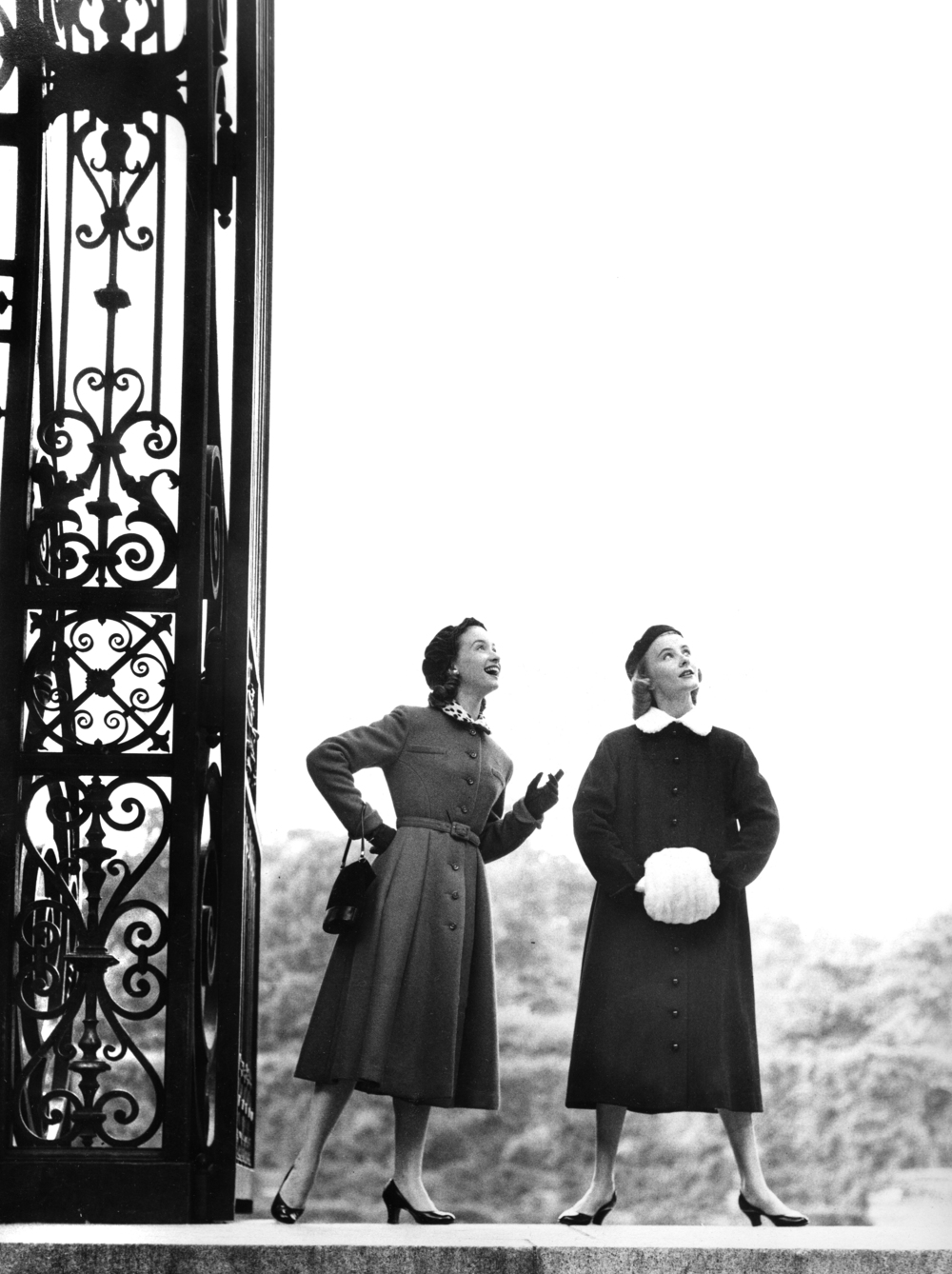 13_1_Two Woman Standing Next to a Gate_Dan Wynn Archive3.jpeg
