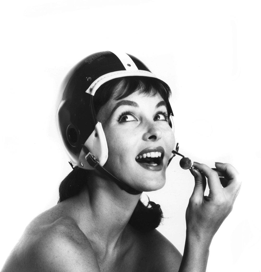 16_14_Woman wearing Spalding helmet_Dan Wynn Archive.jpeg