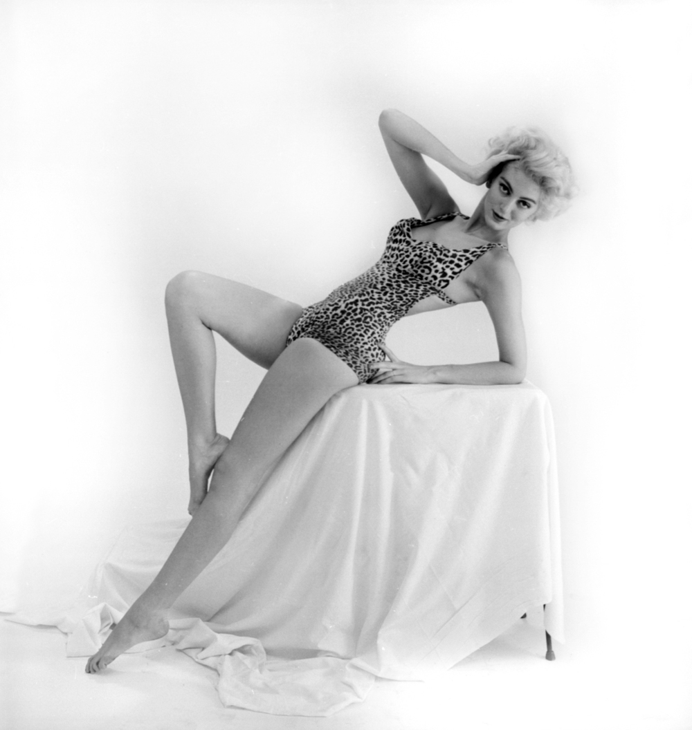 Carmen Dell'Orefice, 1954