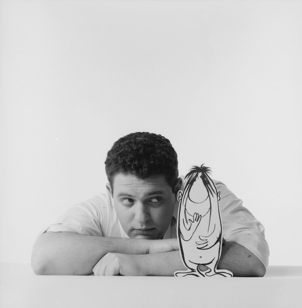 Herb Gardner, 1957