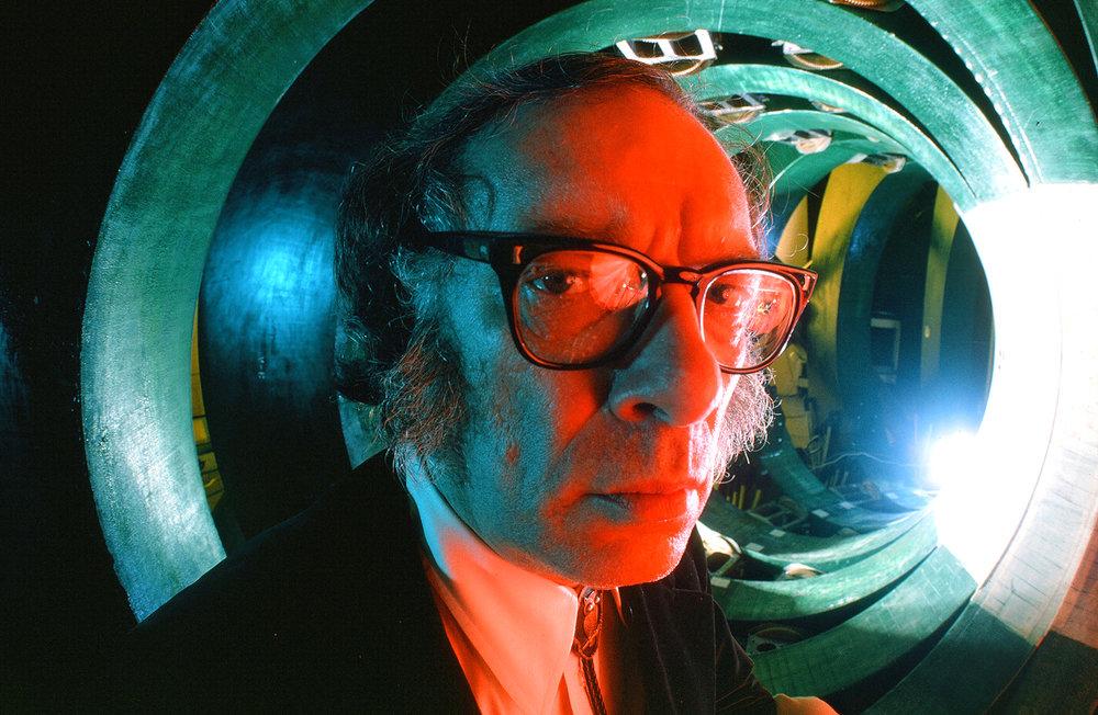Isaac Asimov, 1974