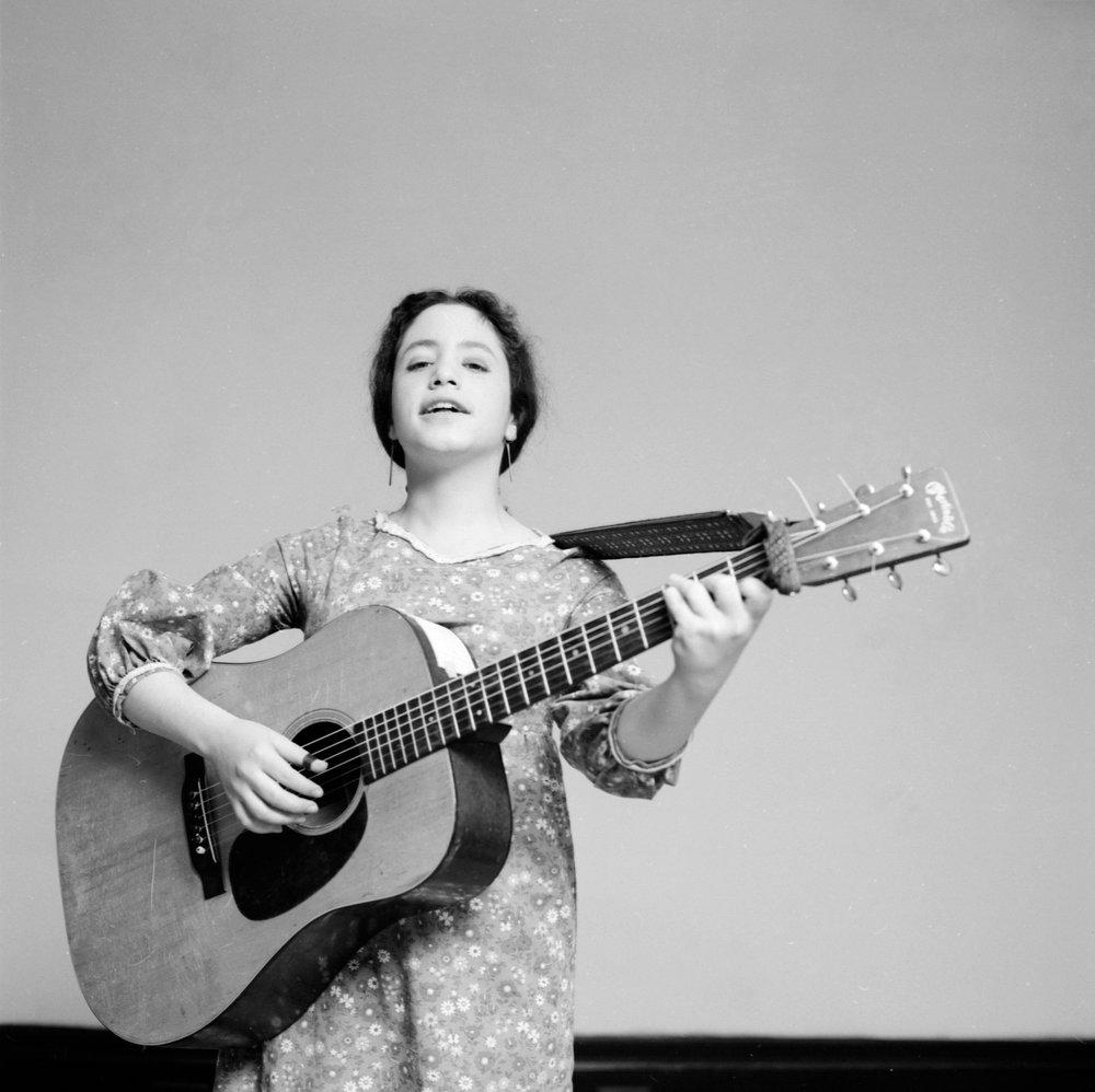 Janis Ian, New York, 1967