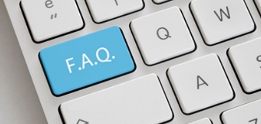 Questions?  Check out our FAQs !