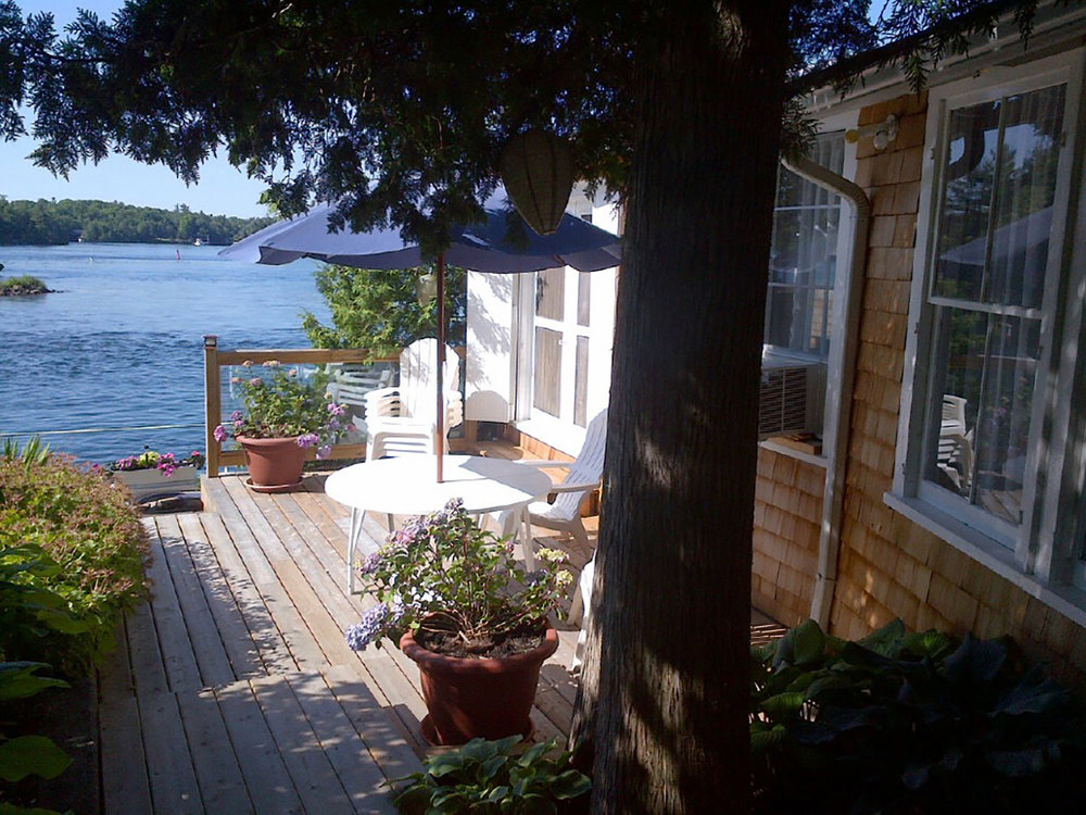 Thousand Islands River View