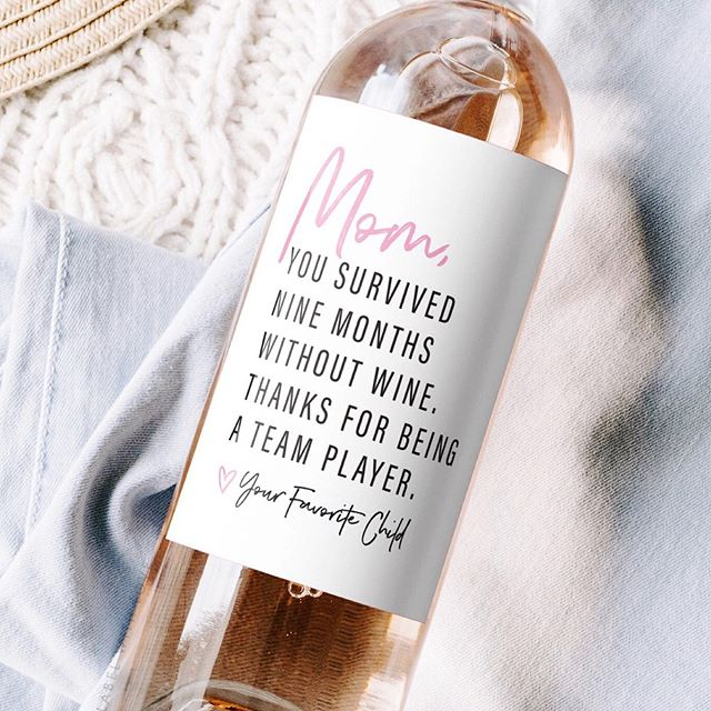 We got your Mother's Day gift covered.🍷💋💅🏼