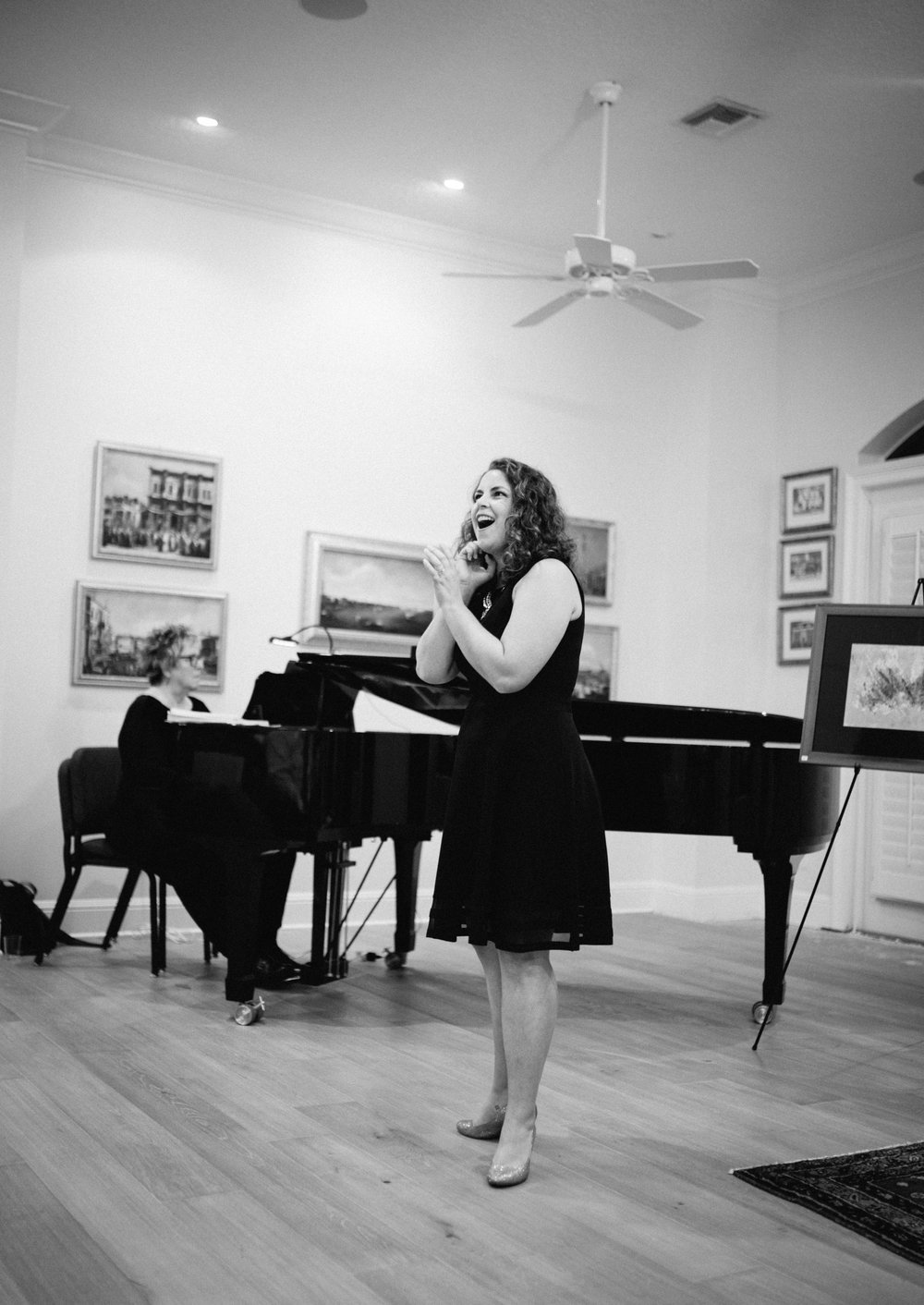In recital with Opera Orlando. Photo by  Ashley Emrick Photography