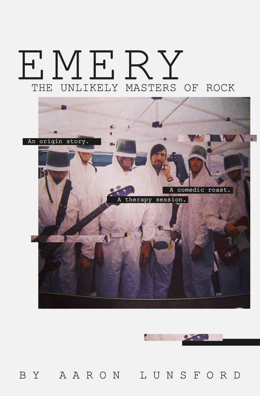 Available Now! - Emery: The Unlikely Masters of Rock by Aaron Lunsfordemerybook.com
