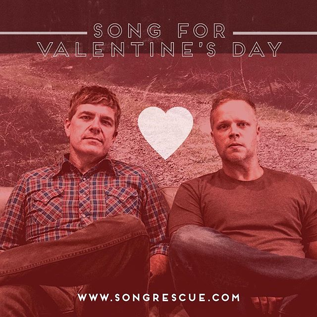 We had such a good response to the songs for Christmas deal that we had to leave several people out. BUUUT, we decided to reopen the custom song shop for Valentine's Day! Only 15 available, so if you're interested, then now's the time! www.songrescue.com/shop/