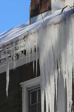 We can help you get out of the icicle making business - Start saving money on your heating bills and make your Spofford, NH home and business a whole lot more comfortable.