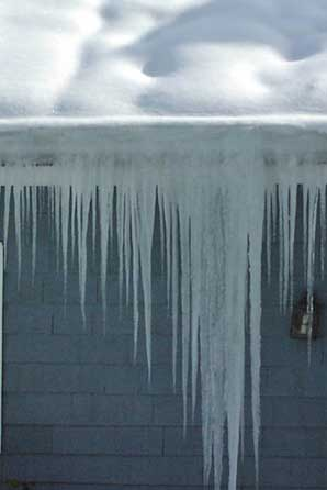We can help you get out of the icicle making business - Start saving money on your heating bills and make your Harrisville, NH home and business a whole lot more comfortable.