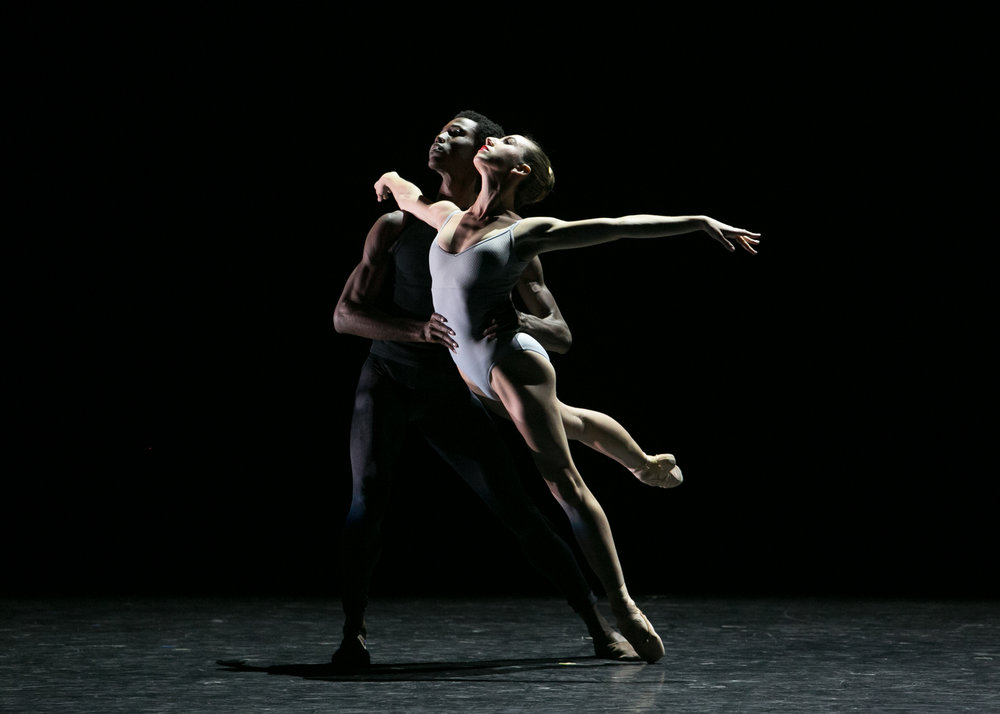 Vail Dance Festival: ReMix NYC, Directed by Damian Woetzel. New York City Center. Credit Photo: Erin Baiano