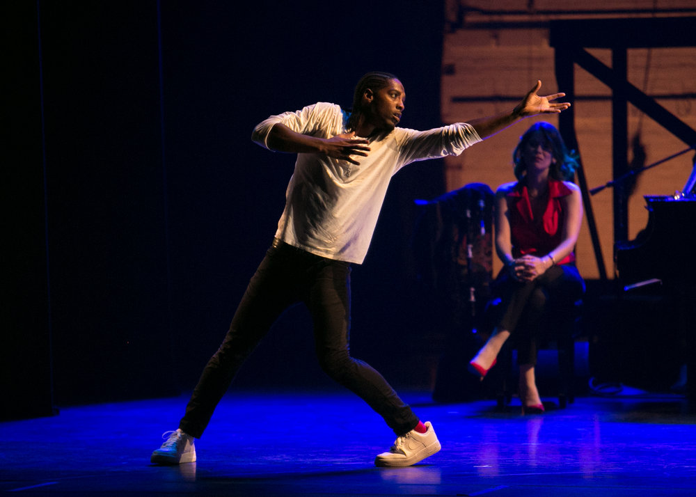 Vail Dance Festival: ReMix NYC, Directed by Damian Woetzel. Friday, November 4, 2016. New York City Center. Credit Photo: Erin Baiano