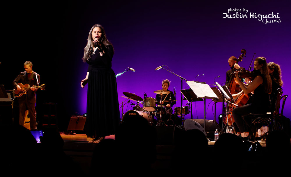 Natalie Merchant at The Orpheum