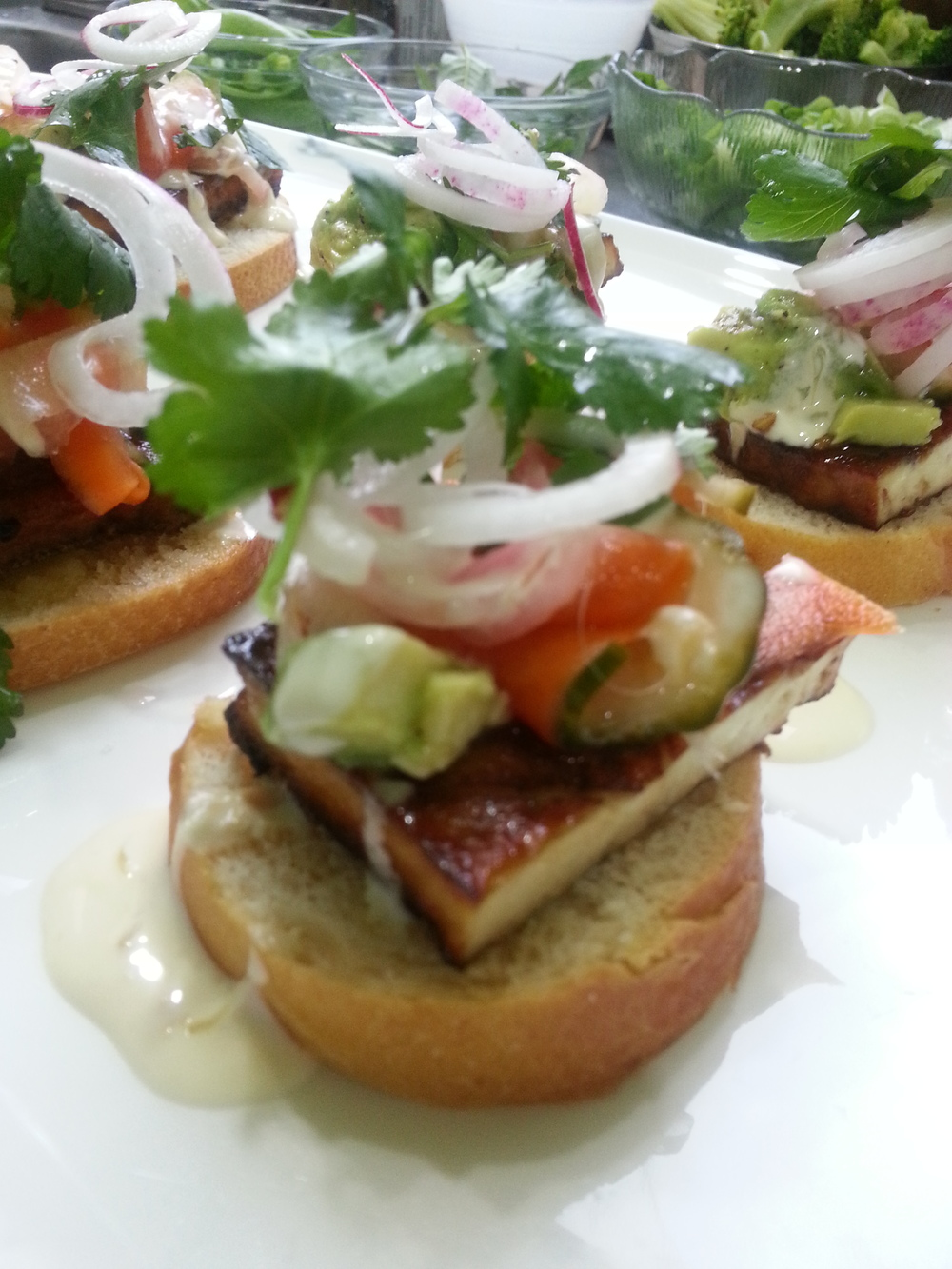 Copy of Copy of Banh Mi Bites