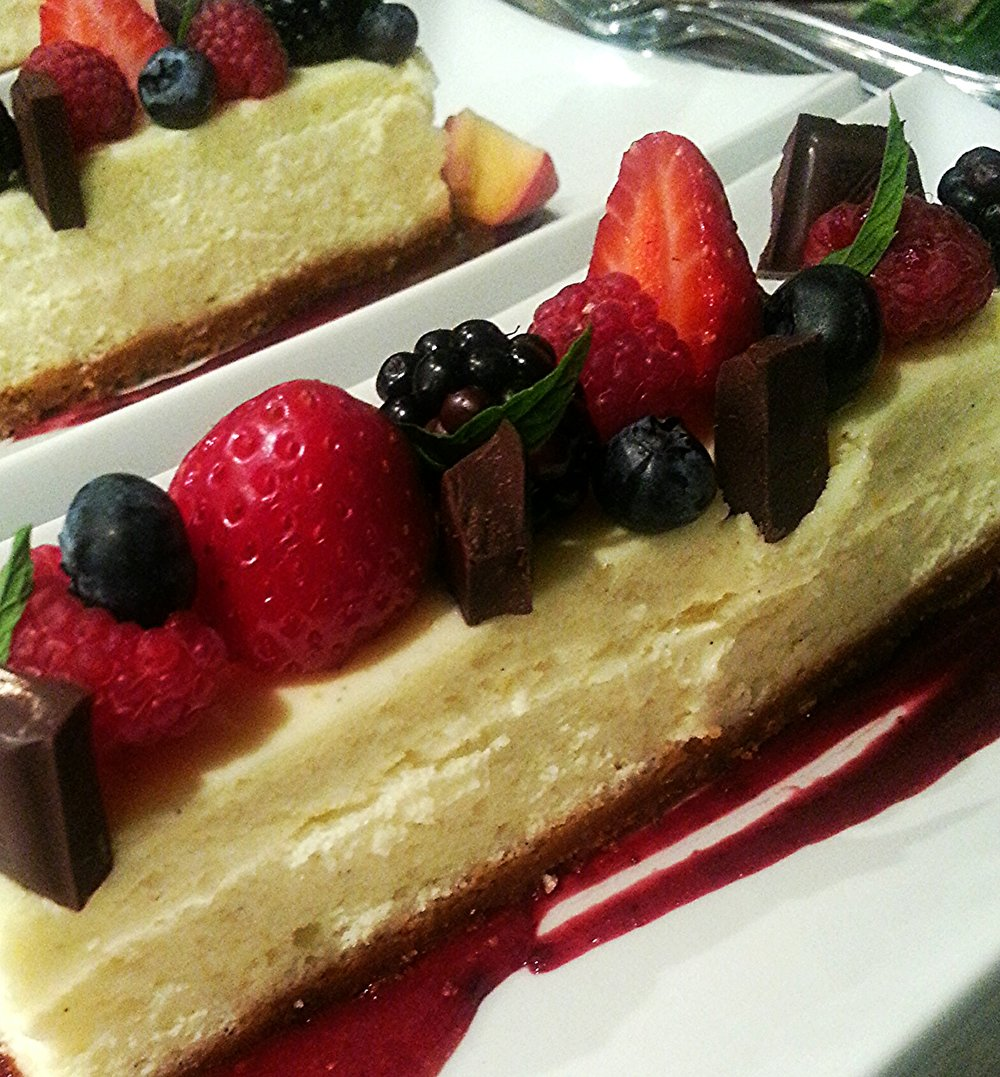 Custom Desserts Available for Private Dinners & Dinner for Two Packages  Prices Vary. You name it, we can veganize it!