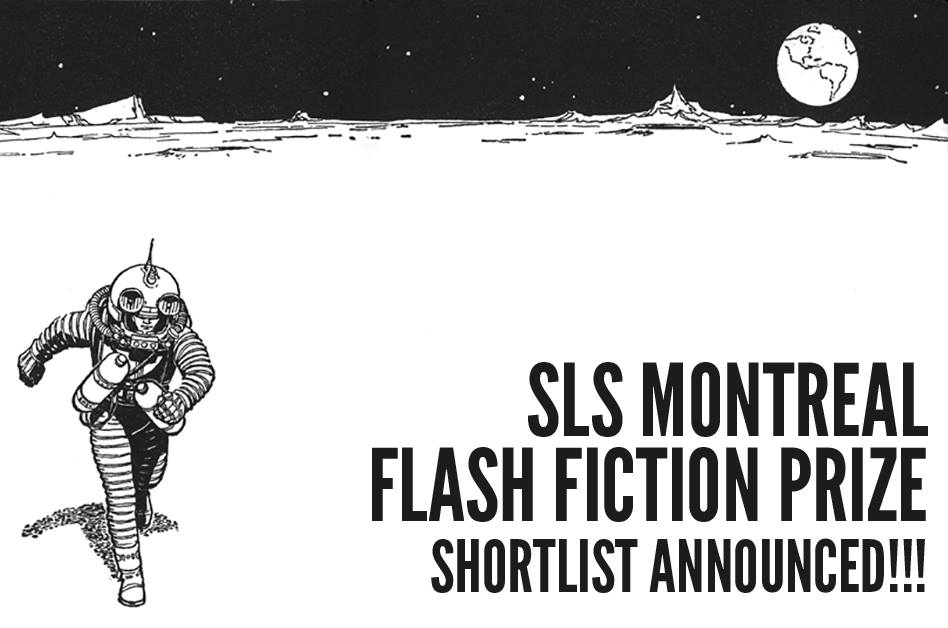I love the editors at Cosmonaut Avenue and the fine people at Summer Literary Seminars. I could notbe more stoked to be a finalist in their flash fiction contest. Soon to be published in their journal. Yes.