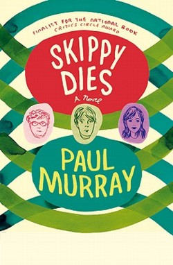 "Today, we love Paul Murray's  ""Skippy Dies"" , even though it is a sprawling 650 pages, and it is about loneliness (about how the universe is actually made of loneliness), and it even though one character's only talent is lighting his farts on fire…   The story is set at Seabrook College, a posh boarding school for particularly lucky Dublin boys. In this novel, the teenagers are real. Carl spiked the punch with Mom's sleeping pills. Barry keeps selling Ritalin to the girls at St. Brigid's. The girls text on bedazzled phones, give blowjobs, obsess over pop-star Bethany. The boys try to impress them by throwing flaming paper planes down on Asian clerks from the roof of donut shop.    Meanwhile, all of Murray's adult characters are losers who eventually shuffled back to their alma matter once their other chances have burned out. At Seabrook, generations of sob stories seem to gather in the staff room, guys like Howard the Coward, Lurch the math teacher and Pere Vert, the creepy Father who teaches French. It's depressing and perfect. Murray calls the whole process of turning old and lame ""looking down the barrel of de-dreamification"":   Here's a taste:    ""You know, you spend your childhood watching TV, assuming that at some point in the future everything you see there will one day happen to you: that you too will win a Formula One race, hop a train, foil a group of terrorists, tell someone  'Give me the gun', etc. Then you start secondary school, and suddenly everyone's asking you about your career plans and your long-term goals, and by goals they don't mean the kind you are planning to score in the FA Cup. Gradually the awful truth draws on you: that Santa Claus was just the tip of the ice burg – that your future will not be the rollercoaster ride you'd imagined, that the world occupied by your parents, the world of washing the dishes, going to the dentist, weekend trips to the DIY superstore to buy floor tiles, is actually largely what people mean whey they speak of 'life'. Now, with every day that passes, another seems to close, the one marked PROFESSIONAL STUNTMAN or FIGHT EVIL ROBOT, until as the weeks go by and the doors – GET BITTEN BY SNAKE, SAVE THE WORLD FROM ASTEROID, DISMANTLE BOMB WITH SECONDS TO SPARE – keep closing, you begin to hear the sound as a good thing, and start closing some yourself, even ones that didn't necessarily need to be closed…"""